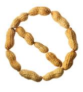 nut free symbol