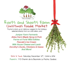 2017 Roots & Shoots Christmas